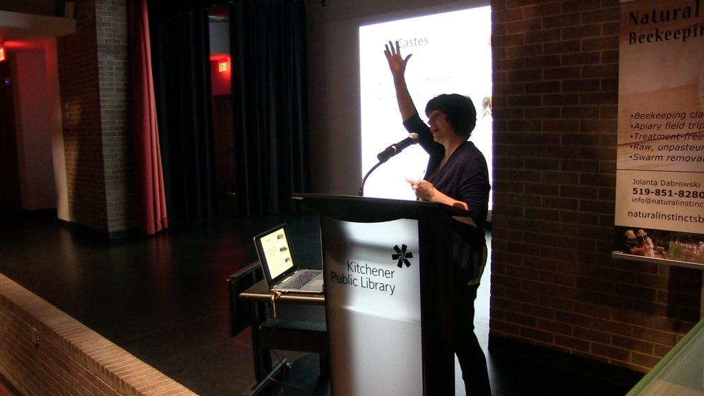 2018 presentation, Kitchener